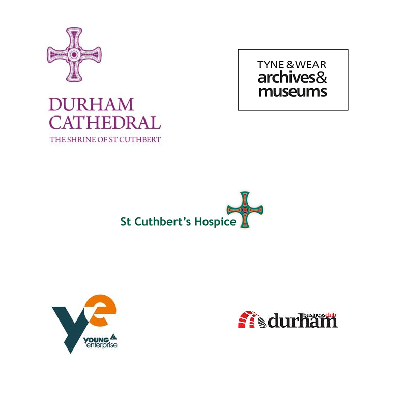 Durham Group charities and memberships - Durham Cathedral, TWAM, St Cuthbert's Hospice, Young Enterprise, Durham Business Club